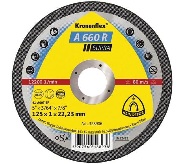 A 660 R Supra Klingspor