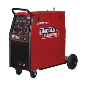 Aparat sudura Mig Mag Powertec 305C 4R Lincoln Electric