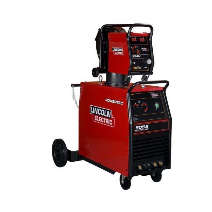 Aparat sudura Mig Mag Powertec 505S / LF24M Pro racire