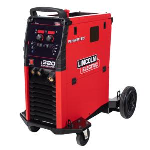 APARAT SUDURA POWERTEC I320 STANDARD LINCOLN ELECTRIC