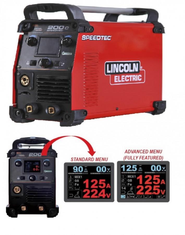 Aparat sudura Speedtec-200C Lincoln Electric