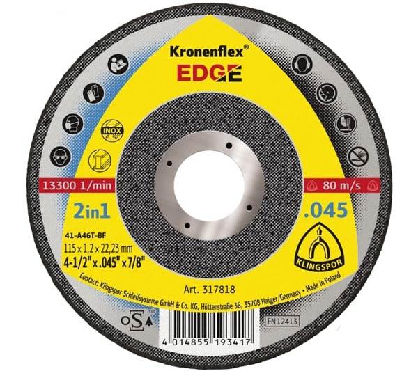 Edge Special Klingspor