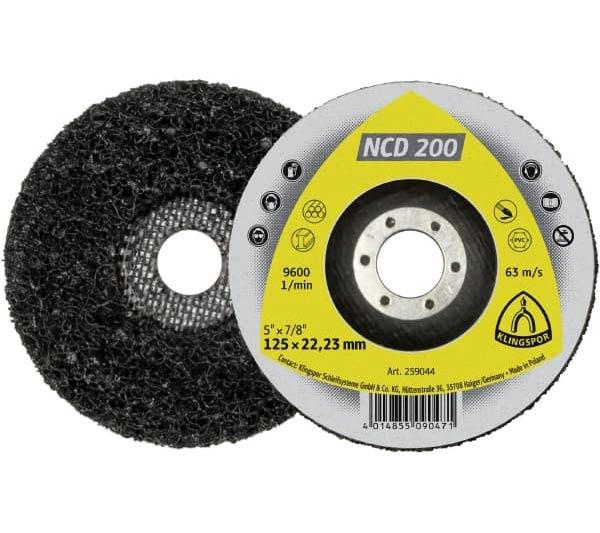 NCD 200 Klingspor